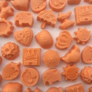 Vonné vosky od Marty: Pomerančový sorbet